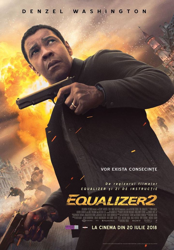 The Equalizer 2 (Equalizer 2) - 2D