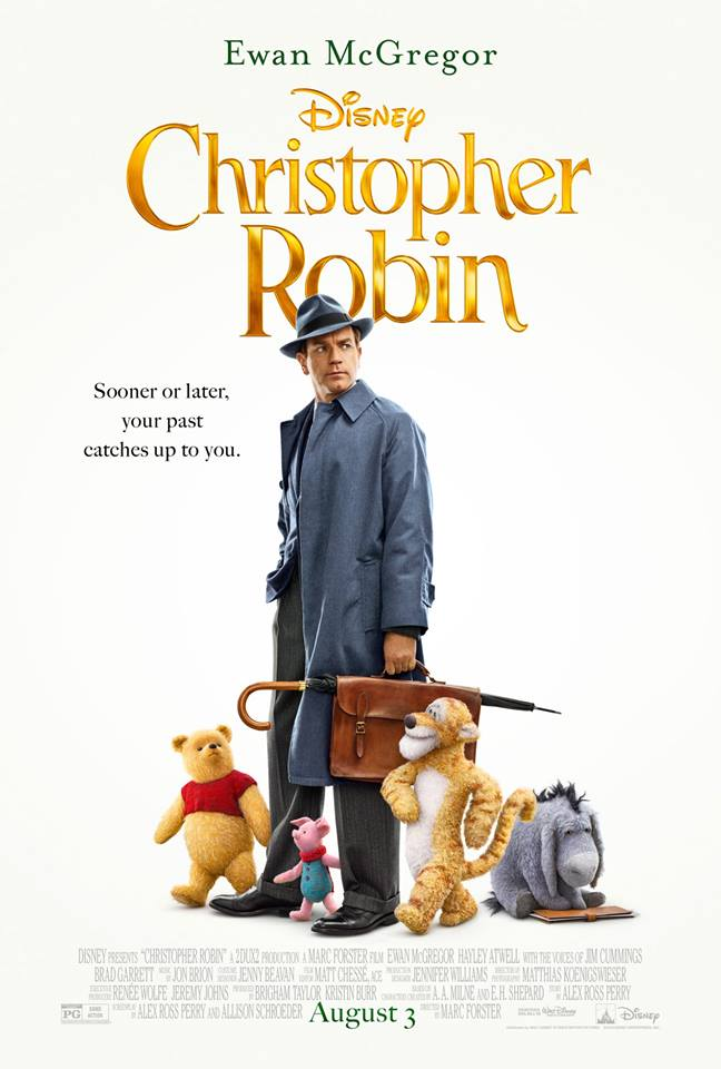 Christopher Robin  (Christopher Robin şi Winnie de Pluş) - 2D