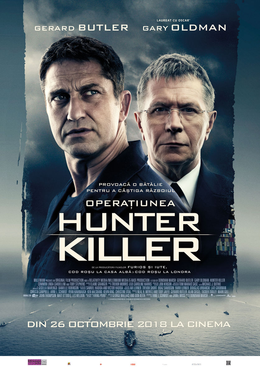 Operaţiunea Hunter Killer / Hunter Killer