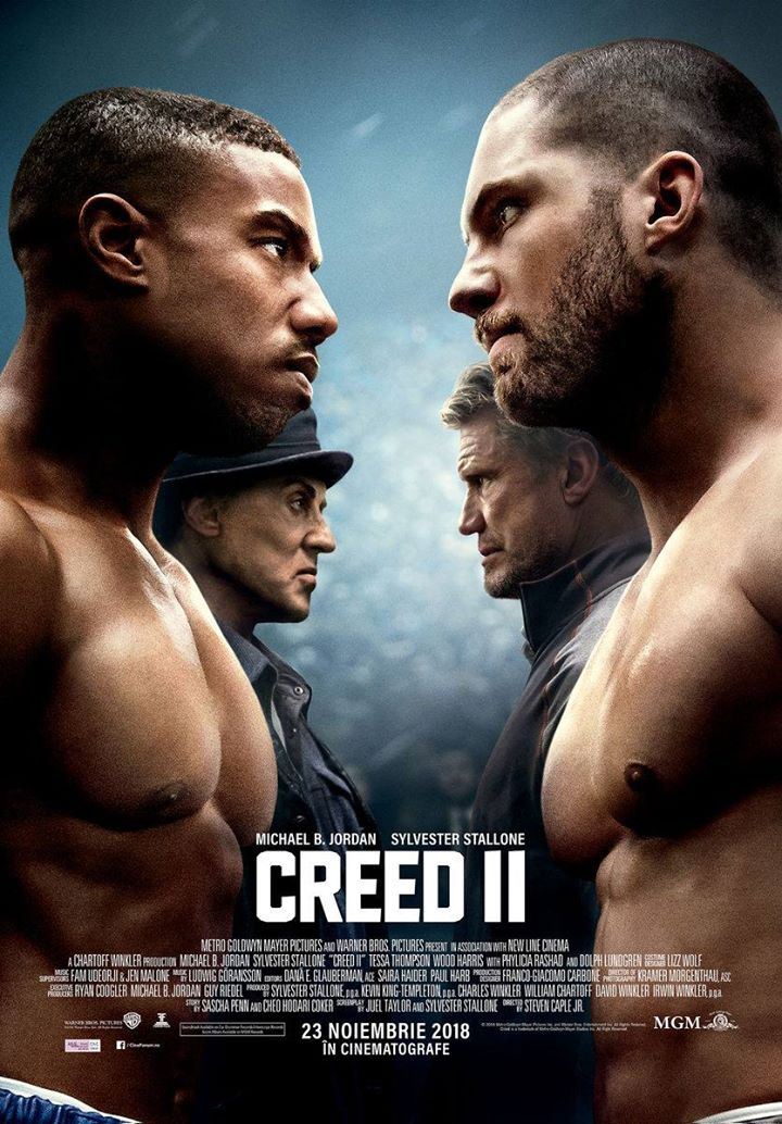 Creed II (Creed II ) - 2D