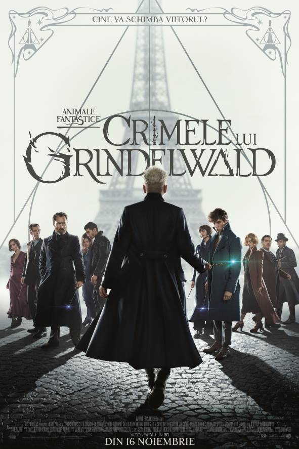 Fantastic Beasts: The Crimes of Grindelwald (Animale Fantastice: Crimele lui Grindelwald ) - 3D