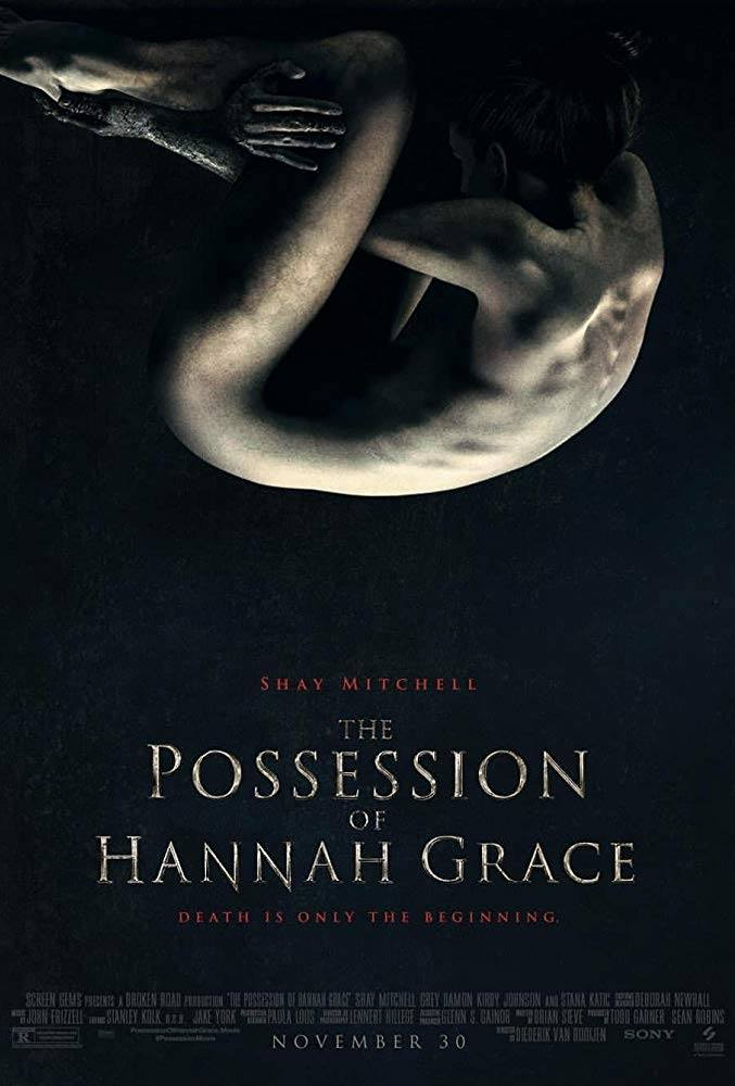 The Possession of Hannah Grace (Diavolul în carne și oase) - 2D