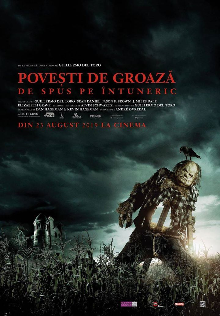 Scary Stories to Tell in the Dark (Povești de groază de spus pe întuneric) - 2D