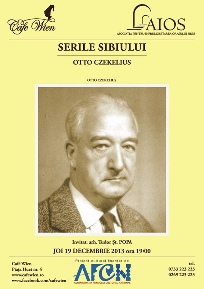 Cuvintele Sibiului - Otto Czekelius