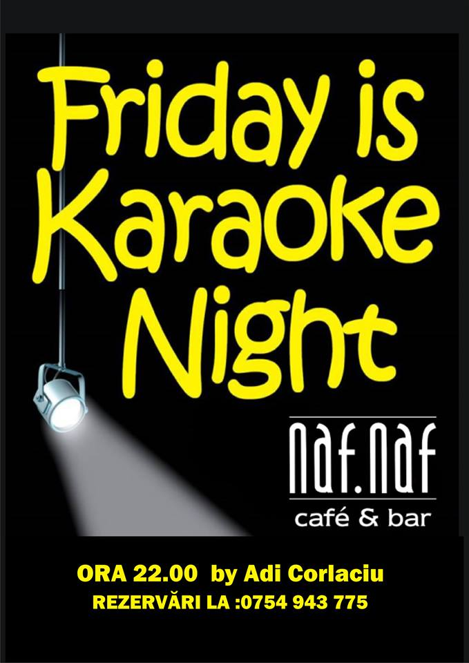 Karaoke Night by Adi Corlaciu