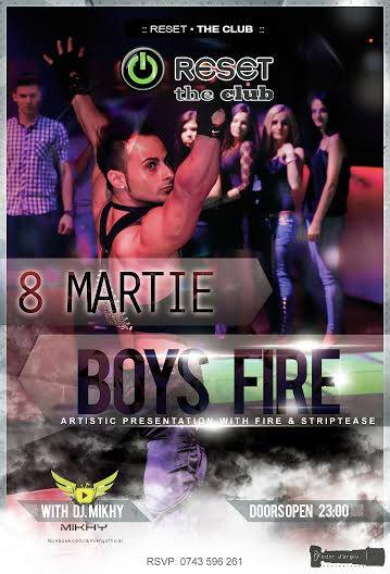 Boys Fire