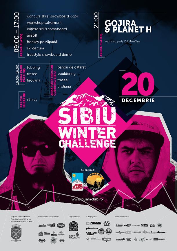 Sibiu Winter Challenge 2014