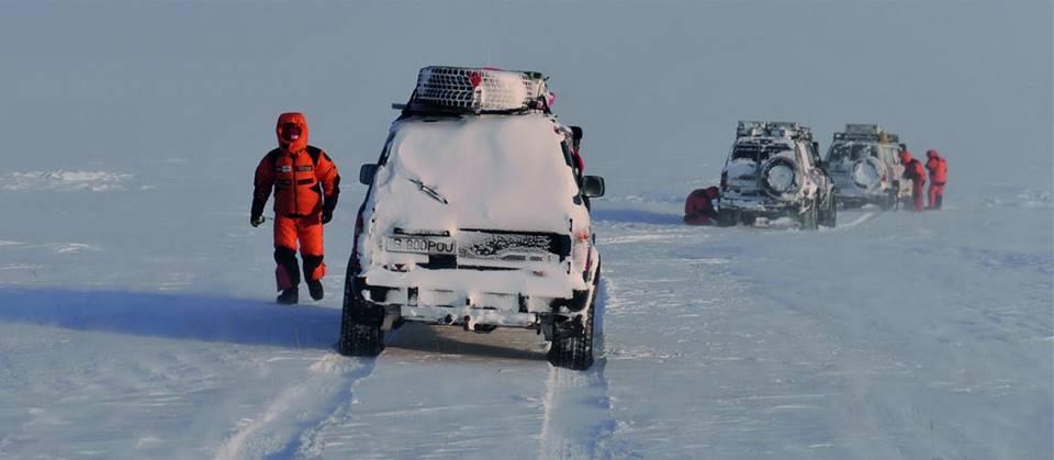 Călător în lume - expediţie în Siberia. De vorbă cu Mihai Ţucă