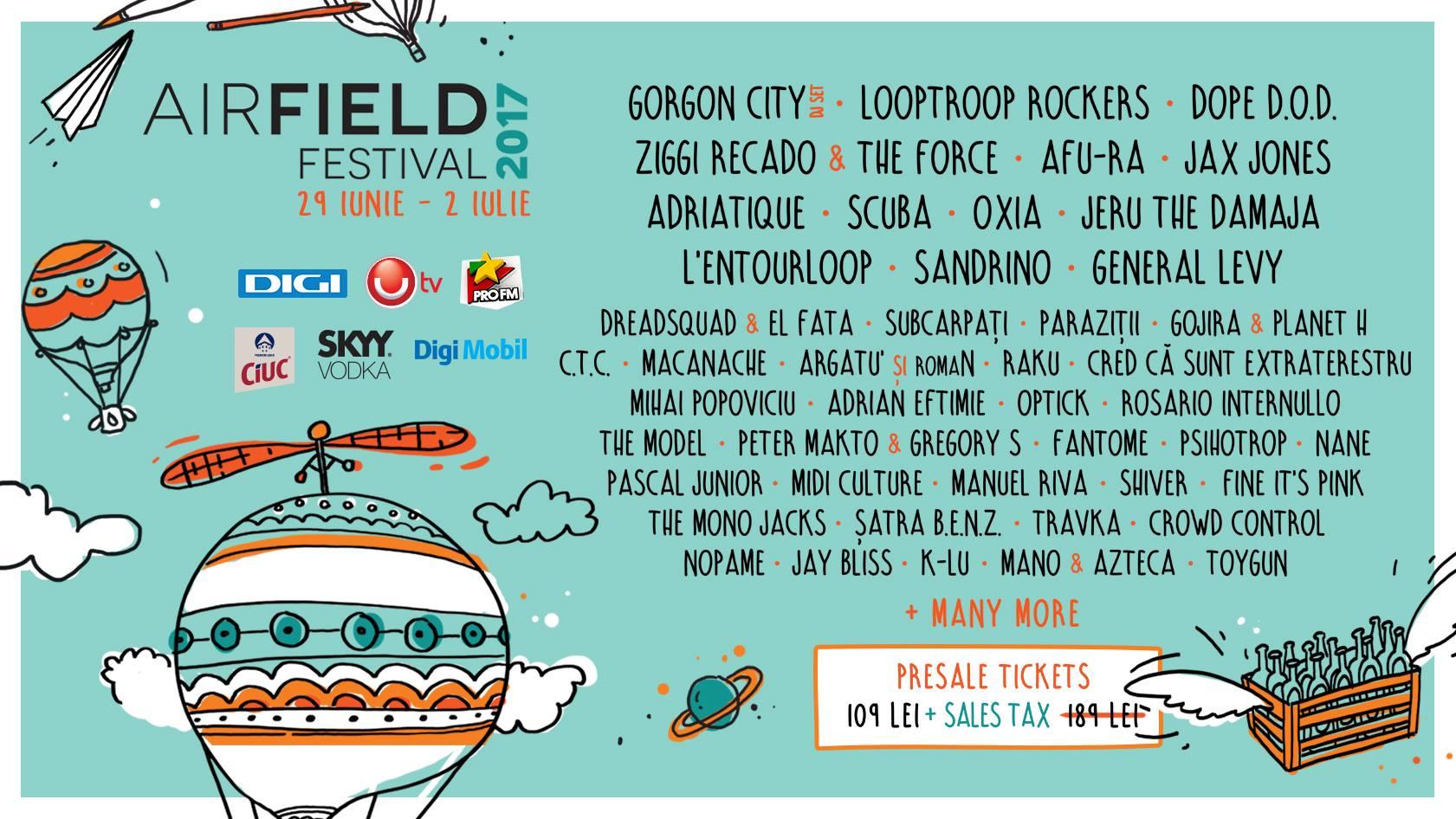 Airfield Festival 2017