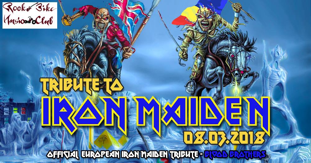 Tribute to Iron Maiden, Blood Brothers, Sibiu