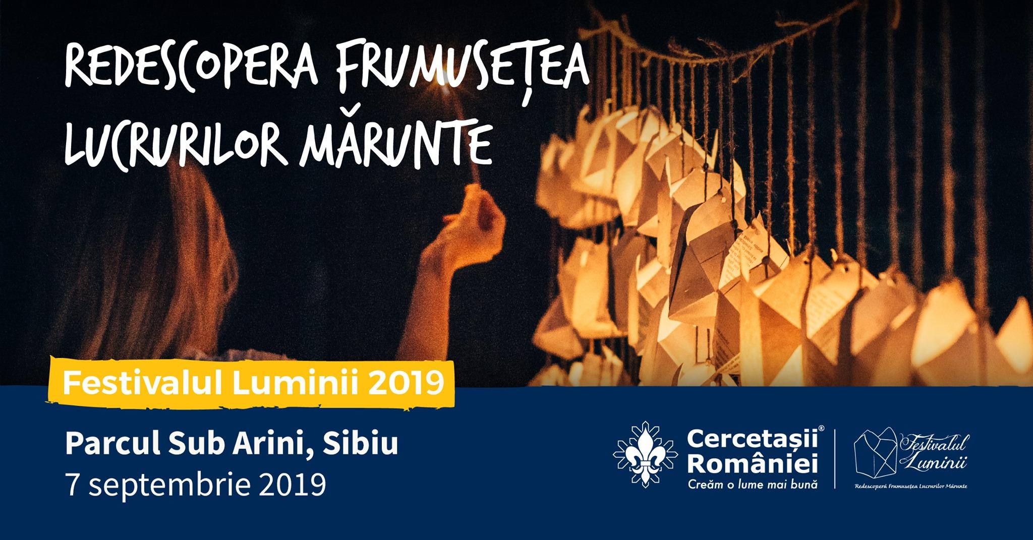 Festivalul Luminii 2019