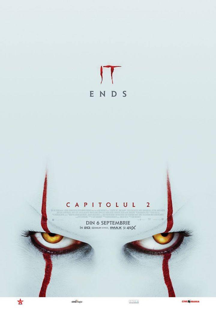 It: Chapter 2 / It: Capitolul 2; 2D; N-15