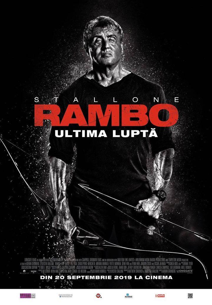 Rambo: Last Blood / Rambo: Ultima luptă -- AVANPREMIERĂ